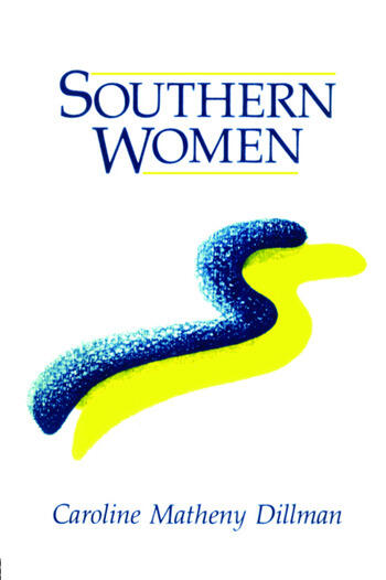 Southern Women book cover