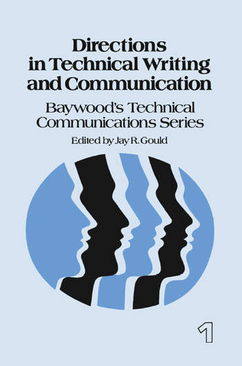 Directions in Technical Writing and Communication book cover