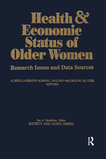 Health and Economic Status of Older Women book cover