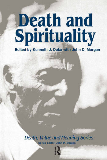Death and Spirituality book cover