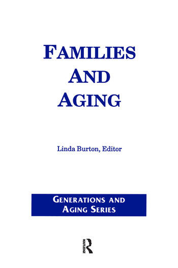 Families and Aging book cover