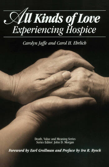 All Kinds of Love Experiencing Hospice book cover