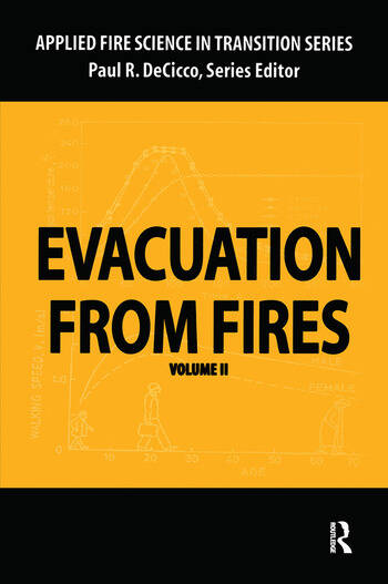 Evacuation from Fires book cover