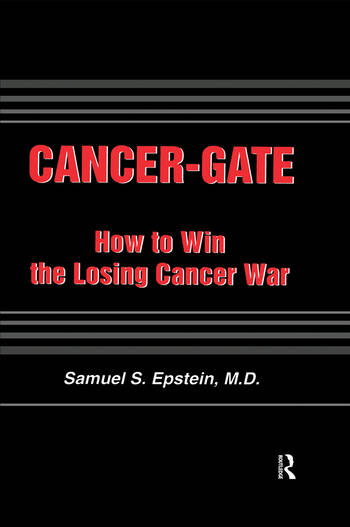 Cancer-gate How to Win the Losing Cancer War book cover