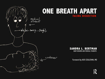 One Breath Apart Facing Dissection book cover