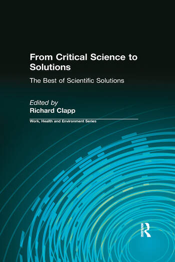From Critical Science to Solutions The Best of Scientific Solutions book cover