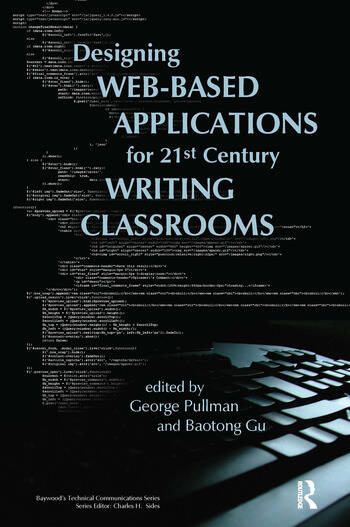 Designing Web-Based Applications for 21st Century Writing Classrooms book cover