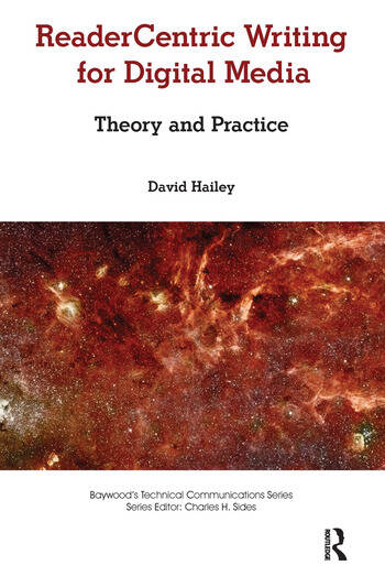 Readercentric Writing for Digital Media Theory and Practice book cover