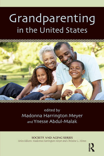 Grandparenting in the United States book cover