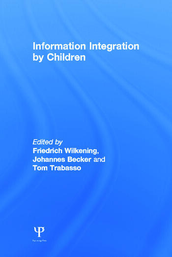 Information Integration By Children book cover