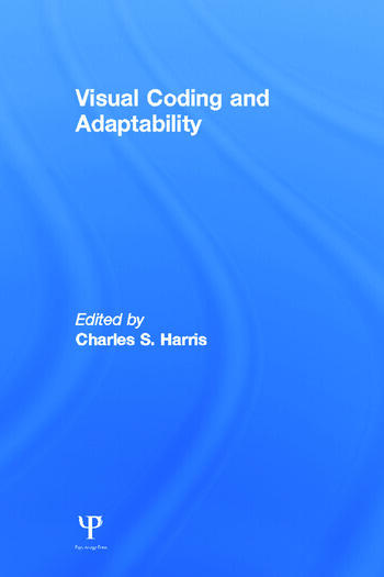 Visual Coding and Adaptability book cover