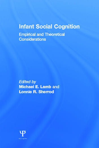 Infant Social Cognition Theoretical and Empirical Considerations book cover