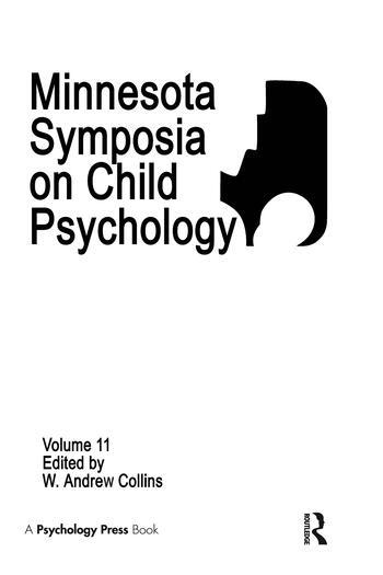 Minnesota Symposia on Child Psychology Volume 11 book cover