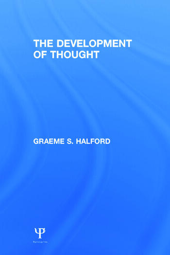 The Development of Thought book cover