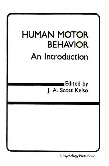 Human Motor Behavior An Introduction book cover