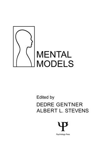 Mental Models book cover