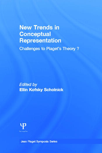 New Trends in Conceptual Representation Challenges To Piaget's Theory book cover