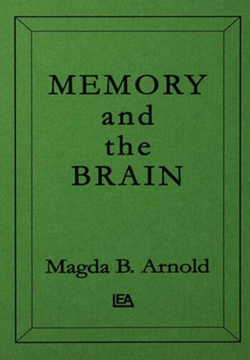 Memory and the Brain book cover
