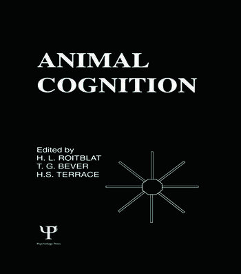 Animal Cognition book cover