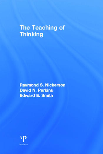 The Teaching of Thinking book cover