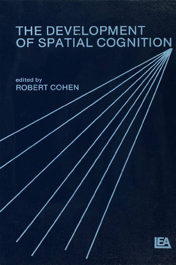 The Development of Spatial Cognition book cover
