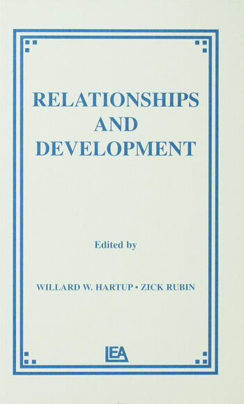 Relationships and Development book cover