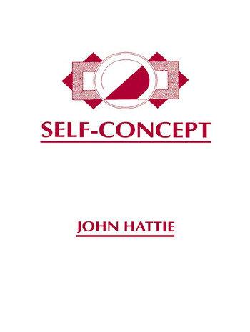 Self-Concept book cover