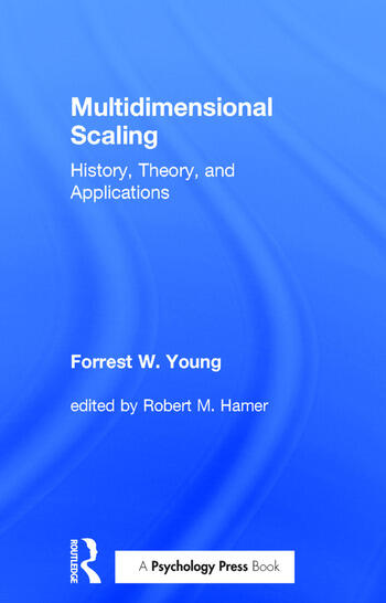 Multidimensional Scaling History, Theory, and Applications book cover
