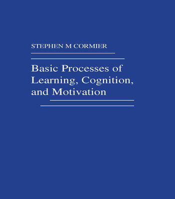 Basic Processes of Learning, Cognition, and Motivation book cover