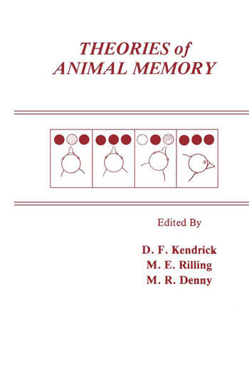 Theories of Animal Memory book cover
