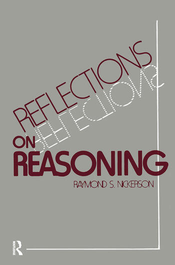 Reflections on Reasoning book cover