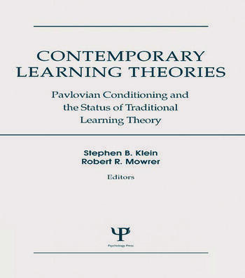 Contemporary Learning Theories Volume II: Instrumental Conditioning Theory and the Impact of Biological Constraints on Learning book cover