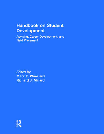 Handbook on Student Development Advising, Career Development, and Field Placement book cover