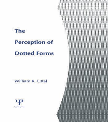 The Perception of Dotted Forms book cover