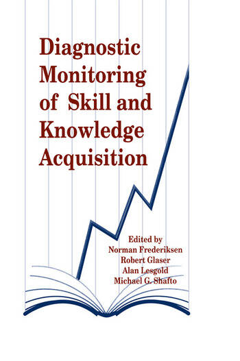 Diagnostic Monitoring of Skill and Knowledge Acquisition book cover