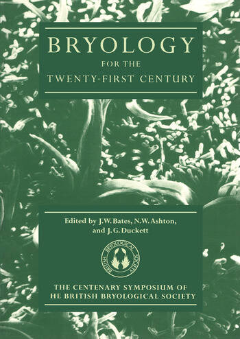 Bryology for the Twenty-first Century book cover