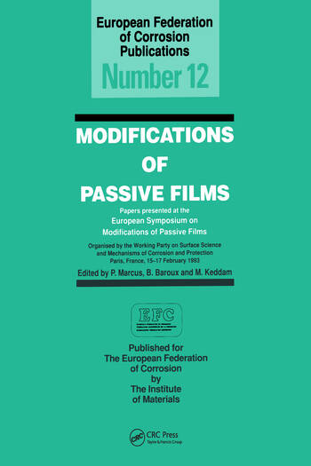 Modifications of Passive Films book cover
