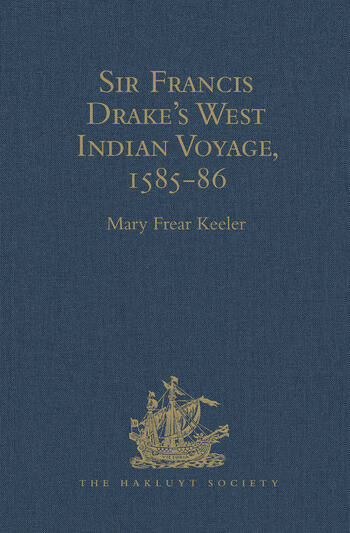 Sir Francis Drake's West Indian Voyage, 1585-86 book cover