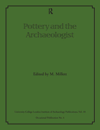 Pottery and the Archaeologist book cover