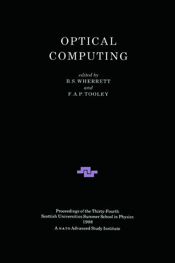 Optical Computing book cover