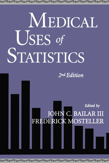 Medical Uses of Statistics book cover
