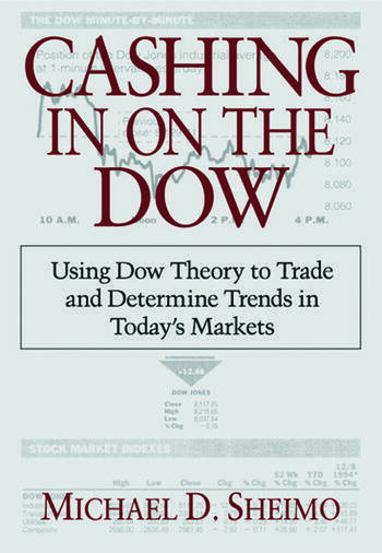 Cashing in on the Dow book cover
