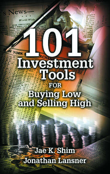 101 Investment Tools for Buying Low & Selling High book cover