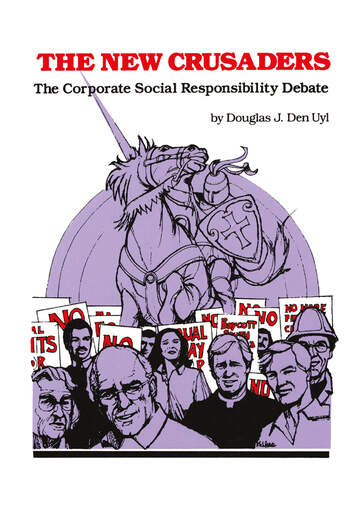 The New Crusaders book cover