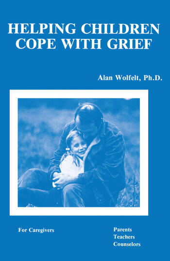 Helping Children Cope With Grief book cover