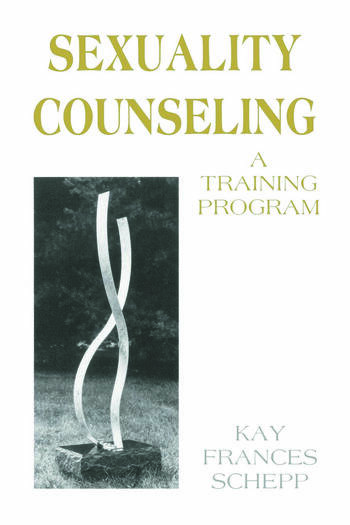 Sexuality Counseling A Training Program book cover