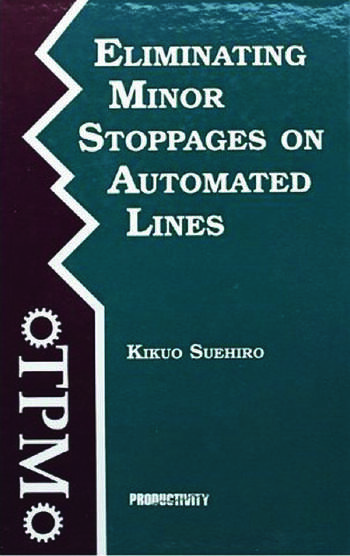 Eliminating Minor Stoppages on Automated Lines book cover