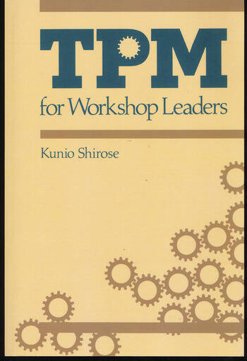 TPM for Workshop Leaders book cover