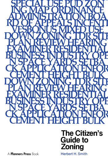 Citizen's Guide to Zoning book cover
