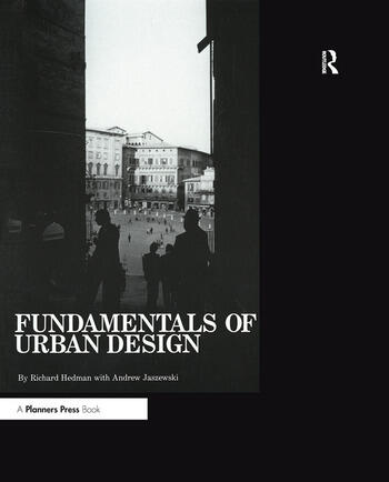 Fundamentals of Urban Design book cover